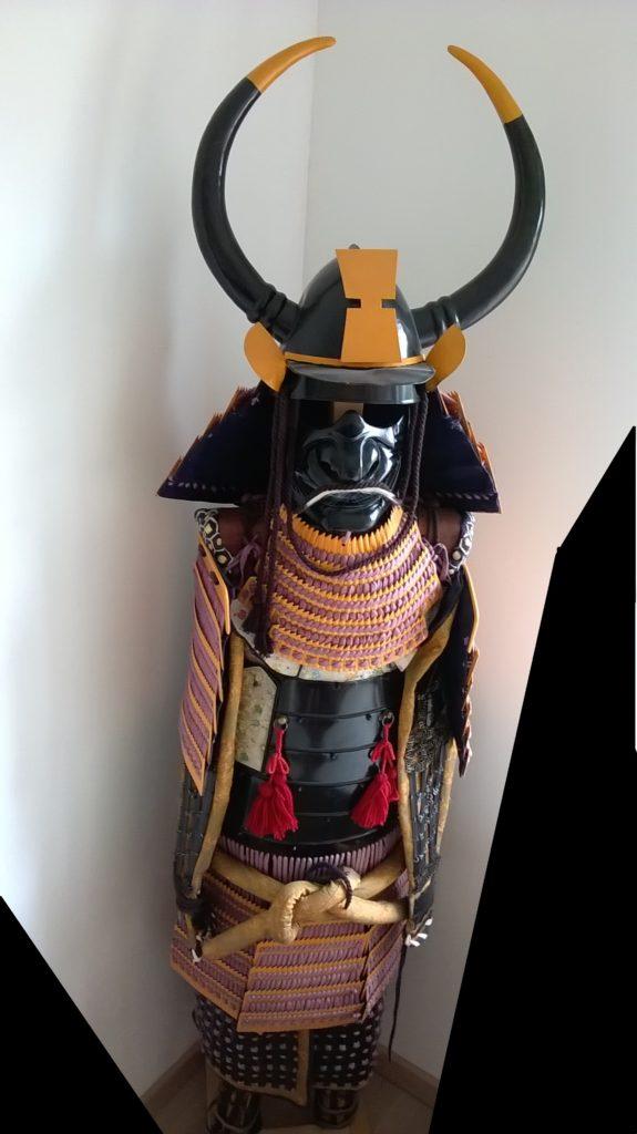 Armure japonaise